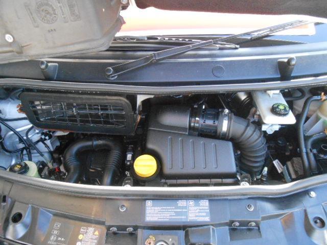 2007 RENAULT TRAFIC 2.0 DCI LWB L2H1 2D VAN