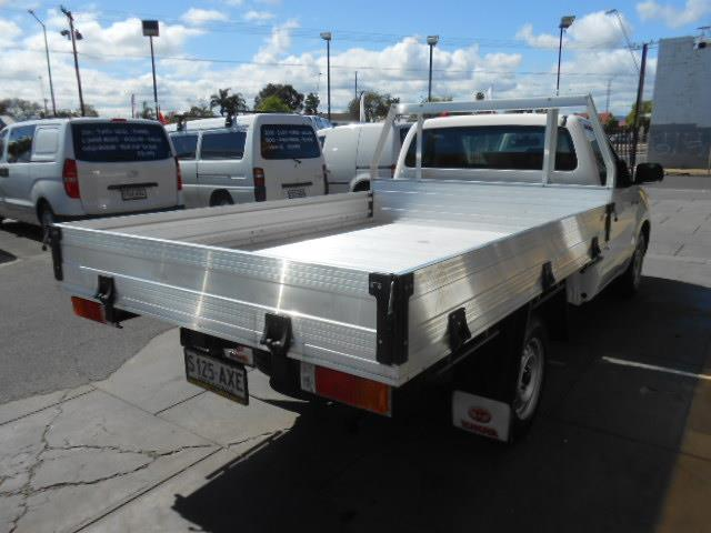 2013 TOYOTA HILUX WORKMATE TGN16R MY12 CCHAS