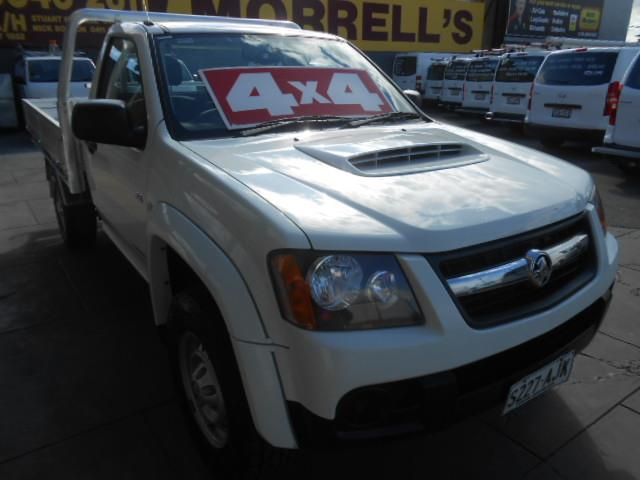 2010 HOLDEN COLORADO DX 4X4 RC MY10.5 CCHAS