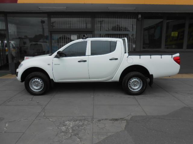 2012 MITSUBISHI TRITON GLX MN MY12 DOUBLE CAB UTILITY