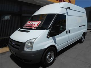 2010 FORD TRANSIT HIGH LWB VM MY08 VAN