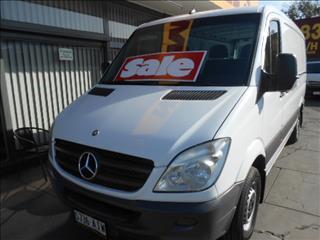 2010 MERCEDES-BENZ SPRINTER 316 CDI MWB