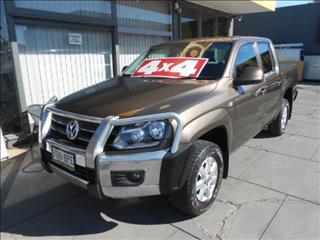 2012 VOLKSWAGEN AMAROK TDI420 TRENDLINE 4X4 2H MY12.5 DUAL CAB UTILITY