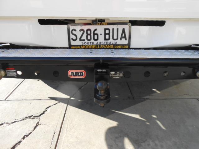 2014 TOYOTA HILUX SR 4X4 KUN26R MY14 DUAL CAB PUP