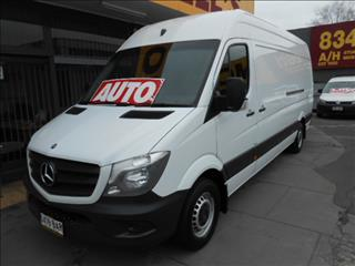 2014 MERCEDES-BENZ SPRINTER 313 CDI LWB HIGH ROOF  VAN