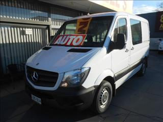 2014 MERCEDES-BENZ SPRINTER 313 CDI SWB LOW ROOF  VAN