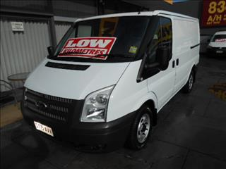 2012 FORD TRANSIT LOW SWB VM MY10 VAN