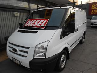 2014 FORD TRANSIT LOW SWB VM MY12 UPDATE VAN