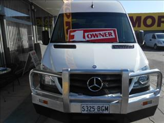 2014 MERCEDES-BENZ SPRINTER 316 CDI LWB HIGH ROOF  VAN