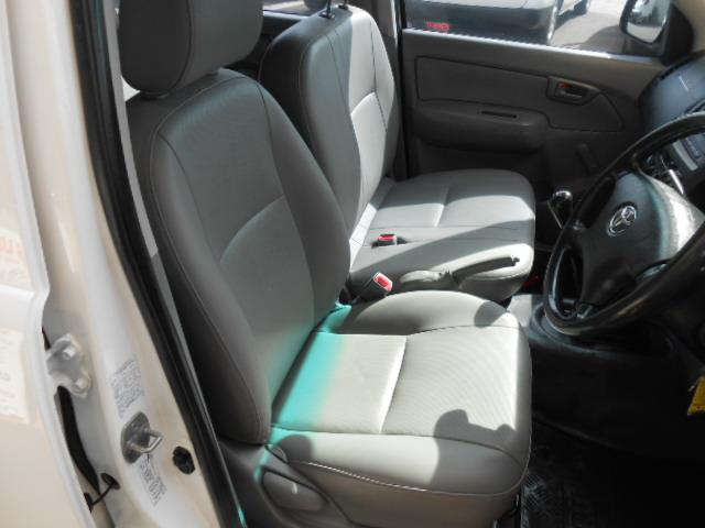 2009 TOYOTA HILUX WORKMATE TGN16R 08 UPGRADE DUAL CAB PUP