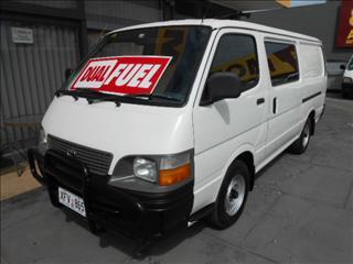 2000 TOYOTA HIACE  RZH113R 4D LONG VAN