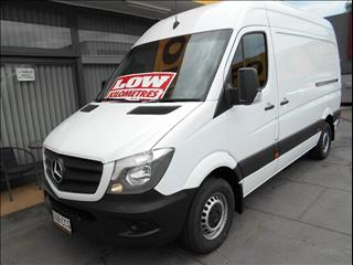 2016 MERCEDES-BENZ SPRINTER 313 CDI MWB HIGH ROOF  VAN