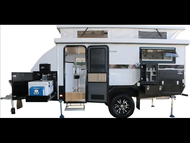 Beautiful New JAWA TRAX12 Offroad Hybrid Caravan  Sleeps Up To 4 For Sale In