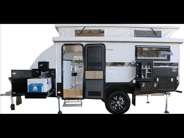 JAWA TRAX-15 Off-road Hybrid Caravan Sleeps 2 - 4