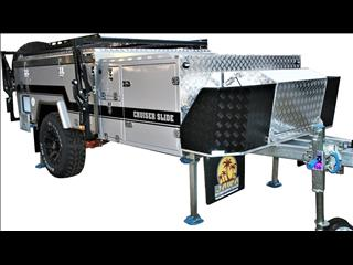 CRUISER Slide Double Fold 7x6 JAWA OFFROAD CAMPER TRAILER