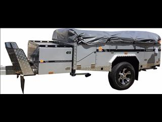 JAWA OUTBACK XP Walk Through Soft Floor 9x6 OFFROAD CAMPER TRAILER