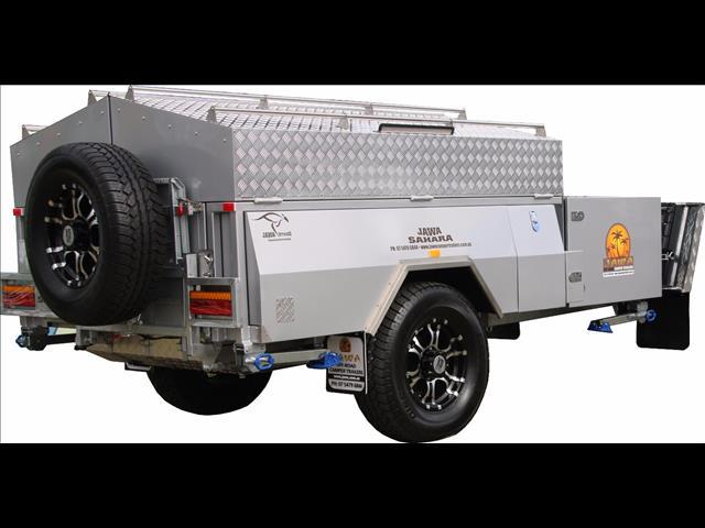 Creative 22ft Jewel Ensuite Series 2  Caravans Amp Camper Trailers  Pinterest
