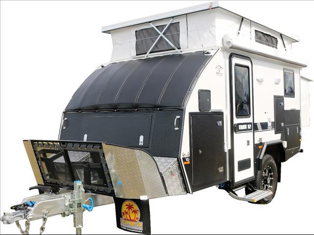 JAWA TRAX-12 ENSUITE Off-road Hybrid Caravan - / Sleeps 2