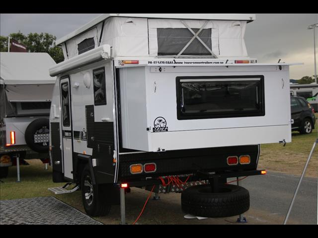 Excellent New JAWA TRAX15 Offroad Hybrid Caravan Sleeps 2  4 For Sale In