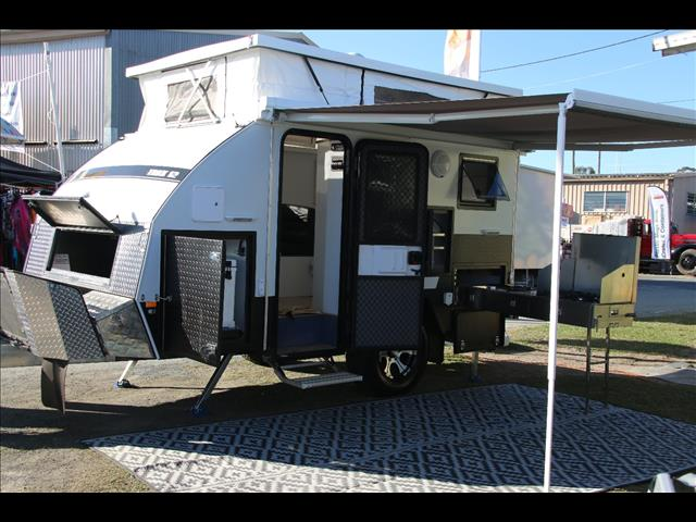 Awesome New JAWA TRAX12 Offroad Hybrid Caravan  Sleeps Up To 4 For Sale In