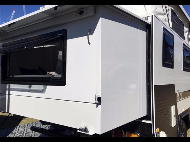 Wonderful New JAWA TRAX12 Offroad Hybrid Caravan  Sleeps Up To 4 For Sale In