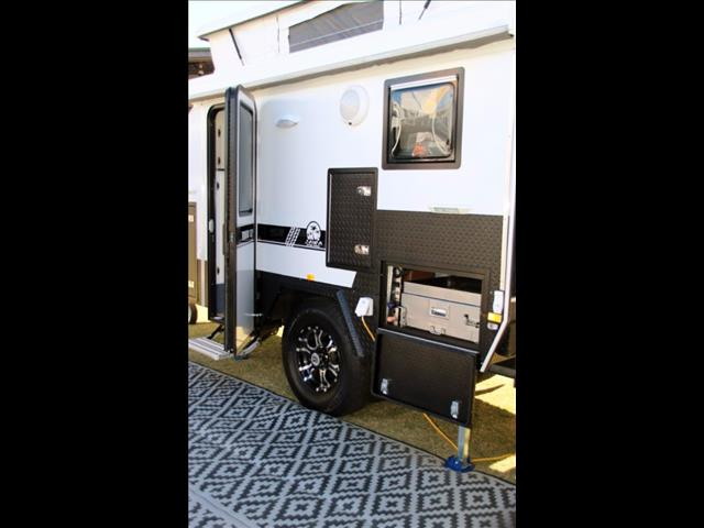 Elegant New JAWA TRAX12 Offroad Hybrid Caravan  Sleeps Up To 4 For Sale In