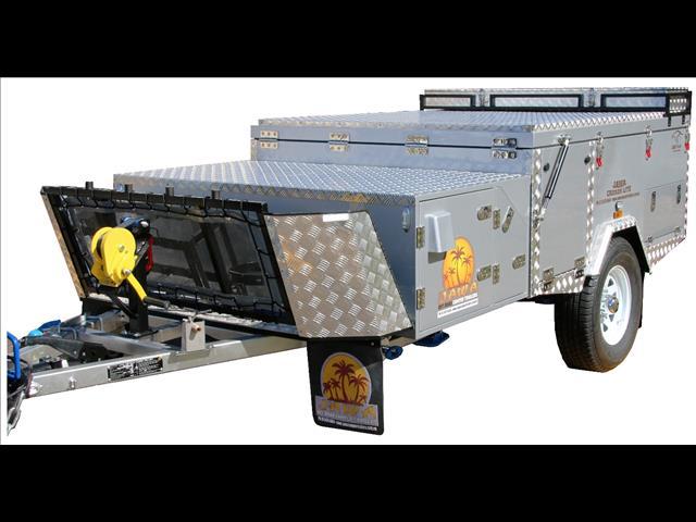 JAWA CRUISER LITE 7x5 OFFROAD CAMPER TRAILER