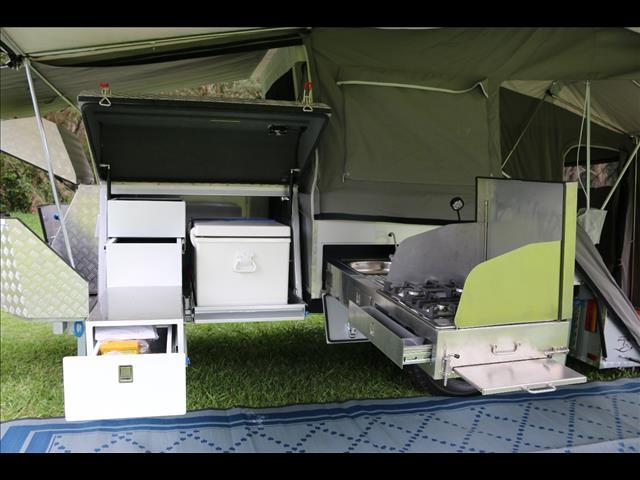 JAWA TOURER 7x6 OFFROAD CAMPER TRAILER