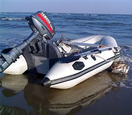 Inflatable Tender Boat 2.7m