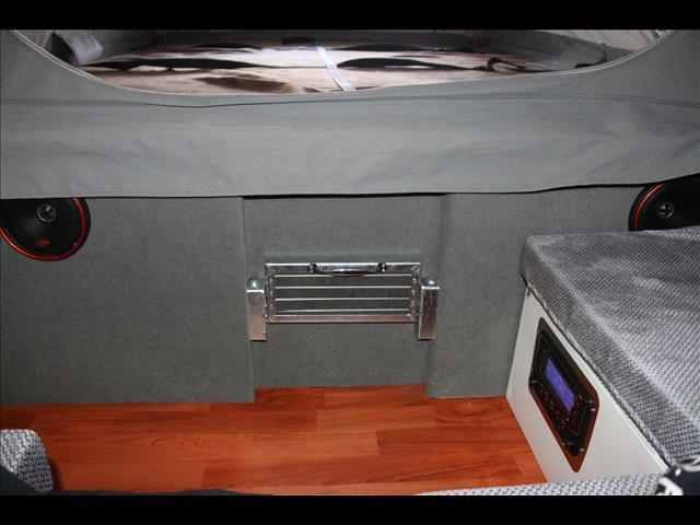 CRUISER Forward Fold 7x6 JAWA OFFROAD CAMPER TRAILER