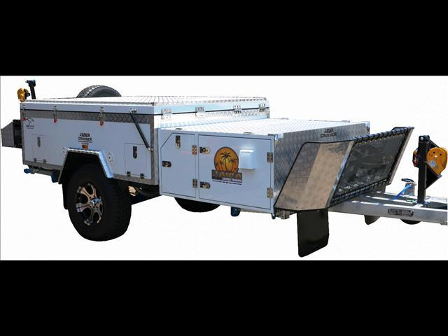 JAWA CRUISER DELUXE 7x6 OFFROAD CAMPER TRAILER