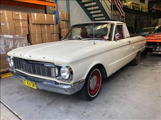 1965 FORD FALCON UTE XP AUTO WOW!!! RARE!!