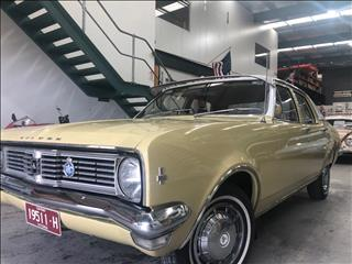 1969 HOLDEN HT KINGSWOOD SEDAN 186 AUTO IMMACULATE CONDITION 41000 MILES