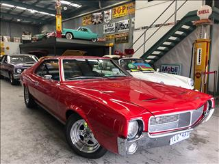 1969 RAMBLER JAVELIN AUTO 343 V8 RH DRIVE !!WOW AUS DELIVERED! RWC!!