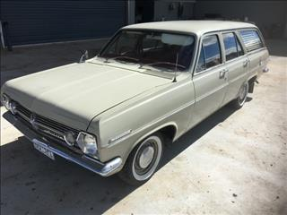 1966 HOLDEN HR SPECIAL WAGON !! IN IMMACULATE CONDITION!!