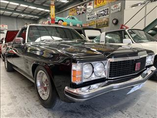 1974 HOLDEN GTS TRIBUTE UTE FISHED IN TUXEDO BLACK RUST FREE DUAL FUEL 308 V8!!