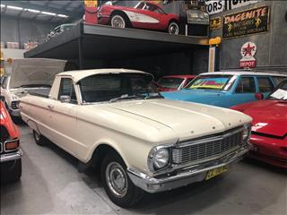 1965 XP FALCON UTE !! IN IMMACULATE CONDITION WOW!!!