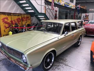1967 CHRYSLER VALIANT REGAL SAFARI FACTORY V8 WOW!!!