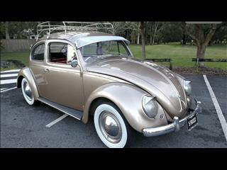 1958 VW BEETLE AWESOME ORDER