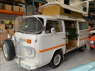 1976 VW KOMBI CAMPMOBILE GENUINE ONE OWNER IMMACULATE!!