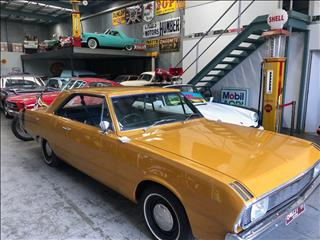 1971 CHRYSLER VALIANT VG COUPE RECENT RESPRAY GLEAMING CONDITION!