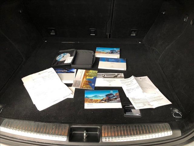 2008 MERCEDES-BENZ ML 350 EDITION 10 (4x4) W164 07 UPGRADE 4D WAGON