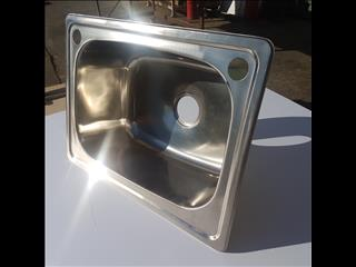 Laundry trough - stainless steel $50