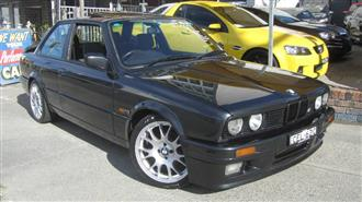 1988 BMW BMW 325IS 325IS M-TECH COUPE