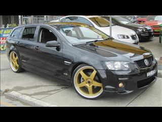 2010 HOLDEN COMMODORE SS VE II 4D SPORTWAGON