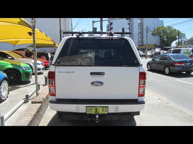 2012 FORD RANGER XL 2.2 4X4 PX CREW CAB UTILITY