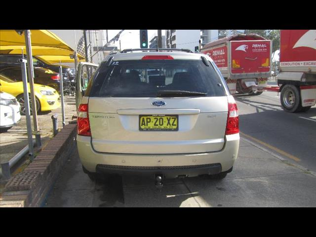 2007 FORD TERRITORY SR 4X4 SY 4D WAGON