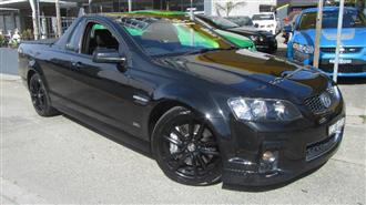 2012 HOLDEN COMMODORE SV6 Z-SERIES VE II MY12.5 UTILITY