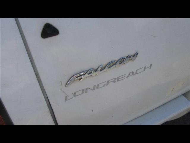 1997 FORD FALCON GLI LONGREACH XH UTILITY