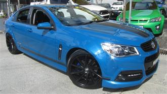 2014 HOLDEN COMMODORE SS STORM VF 4D SEDAN